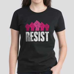 Resist Women's Dark T-Shirt